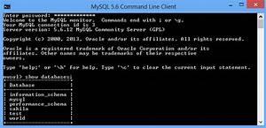 Installing MySQL database on Windows 8 Learn Web Tutorials