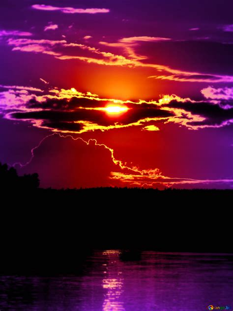 Download free picture Beautiful sunset on CC-BY License ...