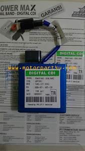 Cdi Brt Powermax Dualband Lagenda 110    Srl110    Jupiter Z    Crypton Z    Spark 110