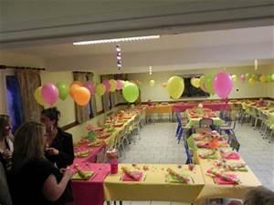 Deco Table Anniversaire Femme : deco salle anniversaire 40 ans decoration anniversaire 40 ans d co pour mes 40 ans le blog de ~ Melissatoandfro.com Idées de Décoration