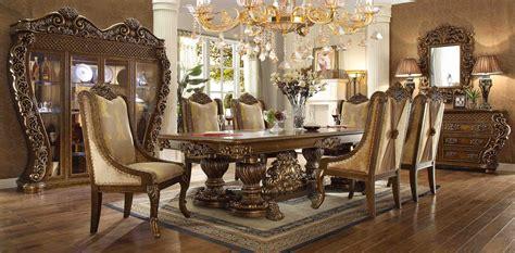 Hd 8011 Homey Design Juego De Comedor Estilo Victoriano