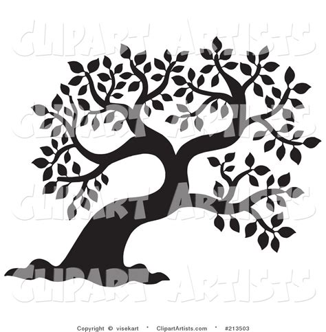 oak tree clipart black and white white oak tree clipart clipart suggest