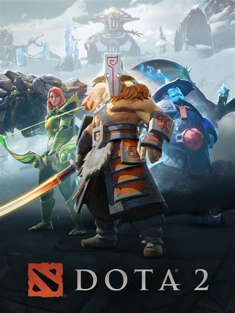 DotA 2 Video Game Box Art - ID: 175640 - Image Abyss