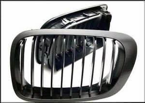 Calandre Bmw E46 : 2 grille calandre noir bmw e46 serie 3 berline 98 01 320 330 d 320d 330d ebay ~ Medecine-chirurgie-esthetiques.com Avis de Voitures
