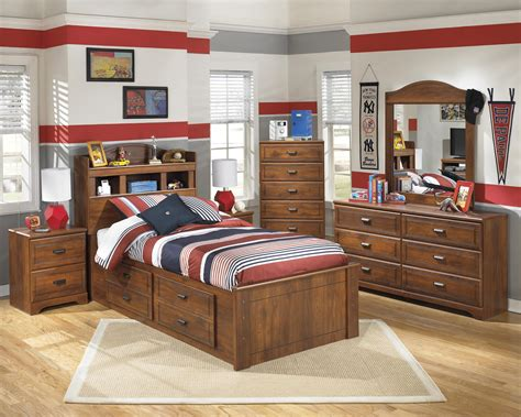Bed Bookcase by Bookcase Bed With Underbed Storage By Signature