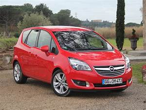 Opel Meriva 2009 : fiches techniques opel meriva 2016 opel meriva ~ Medecine-chirurgie-esthetiques.com Avis de Voitures