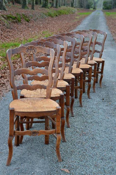 chaises paillées chaises paillees chaises rustiques chaises rustiques