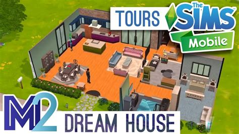 sims mobile house venue  unlocked items rooms