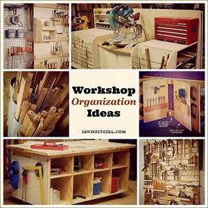 Workshop Organization Ideas - Sawdust Girl®