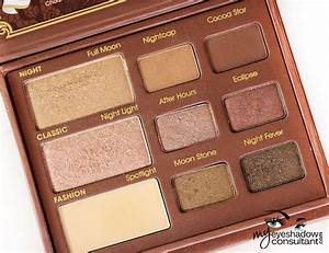 Too Faced Natural At Night Palette Looks - My Eyeshadow ...