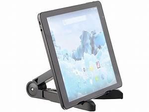 Ständer Für Tablet : pearl verstellbarer tablet st nder f r ipad tablet pc e book reader co ~ Markanthonyermac.com Haus und Dekorationen