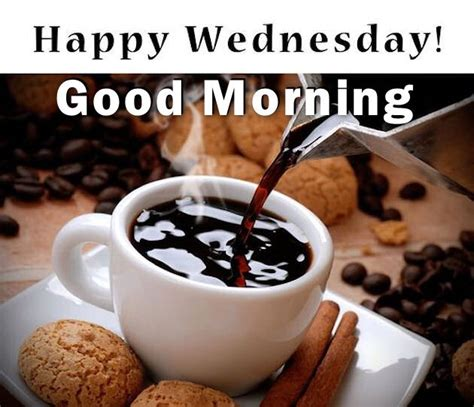 happy wednesday good morning coffee quote pictures
