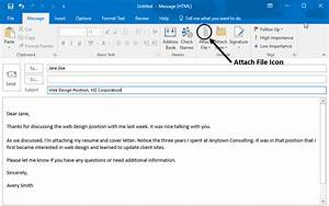 emailing resume resume ideas With how to send resume via email