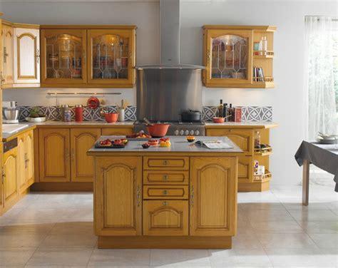 cuisine 12m2 ilot central cuisine ilot central
