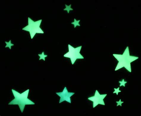 Leuchtsterne, 19 Stück + 1 Mond  Luckys Shop