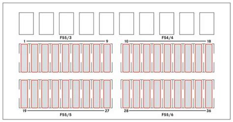 2008 Dodge Sprinter Fuse Box Diagram by Dodge Sprinter 2008 2009 Fuse Box Diagram Auto Genius