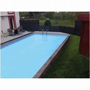 Piscine Enterrée Rectangulaire : piscine b ton rectangulaire naturalis 3 7 50x3 24x1 28m ~ Farleysfitness.com Idées de Décoration