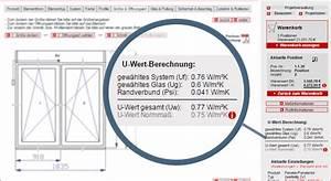 U Wert Fenster Berechnen : procalc nachfolger umfangreicher online konfigurator fensterart 24 fensterart ~ Themetempest.com Abrechnung
