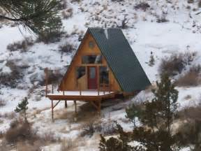 small a frame homes relaxshacks quot a quot mate an a frame tiny cabin gallery 2