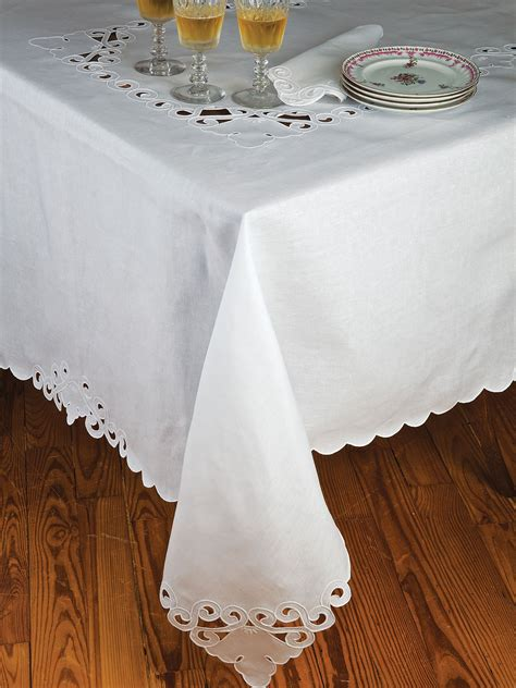 Roma Table Linens  Fine Table Linens  Schweitzer Linen