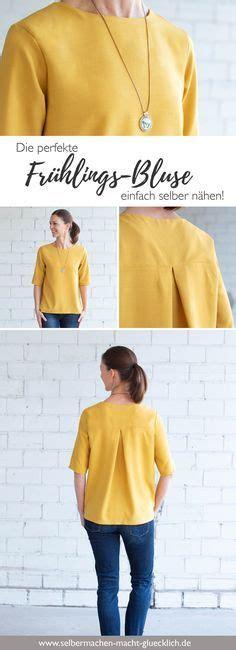 einfache kostüme selber nähen damen blusen schnittmuster die perfekte fr 252 hlings bluse selber n 228 hen diy bluse