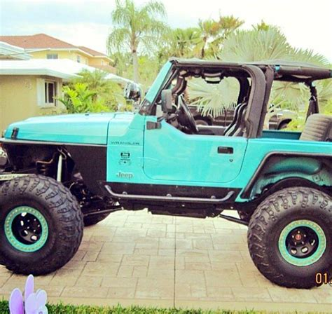 turquoise jeep cj cool color i 39 m considering repainting my jeep a blue like