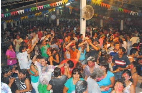 campo quijano salta todo el carnaval en campo quijano