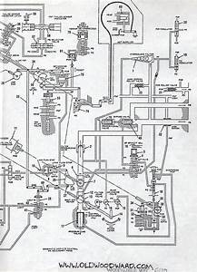 Woodward Governor Company U0026 39 S Control System Schematic For