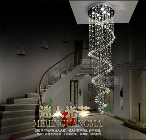 550 h2200mm large foyer chandelier light fixtures