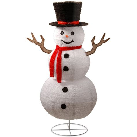 national tree company 72 in pop up snowman sm7 800 72