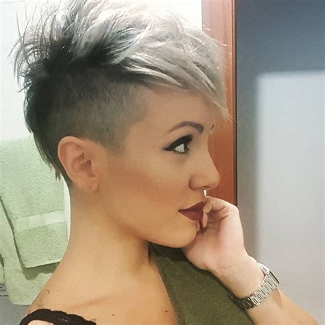 Funky Pixie Hairstyles by Pin By Gordon On Style Hair Hair Cuts Hair
