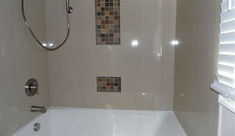Bathroom Shower Tile Replacement by Bathtub Replacement Tub Replacement Alone Eagle Remodeling