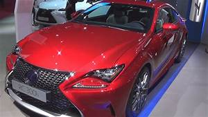 Lexus Is F Sport Executive : lexus rc 300h f sport executive 2017 exterior and interior in 3d youtube ~ Gottalentnigeria.com Avis de Voitures