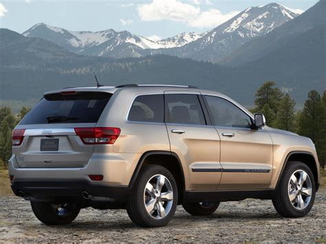 Jeep Grand Cherokee Iv (wk2) 3.6 V6 (286 Hp) 4wd Automatic