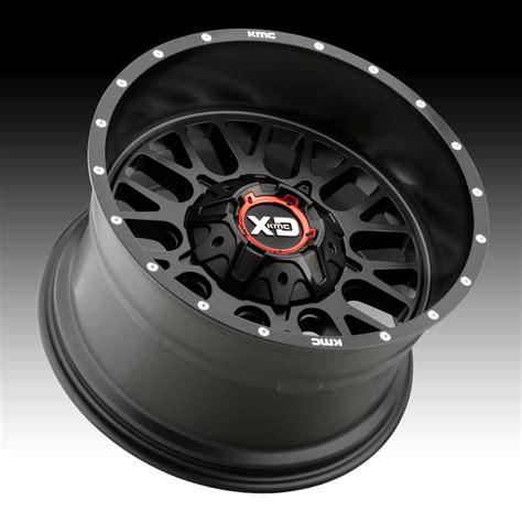 kmc xd series xd snare satin black custom wheels rims