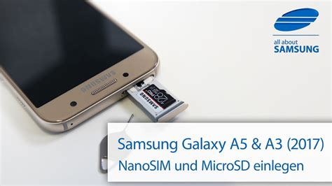 Sim Karte Samsung A5