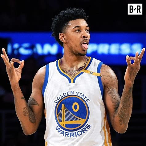 nick young  welcomed   golden state warriors