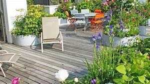 Terrasse En Anglais : am nager sa terrasse nos conseils c t maison ~ Preciouscoupons.com Idées de Décoration