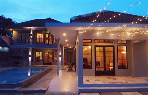 Villa Di Lembang Bandung Yang Nyaman Dan Ekonomis