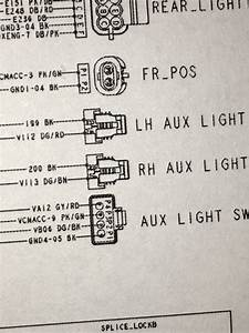 Aux Light Switch Wiring Issue On Vintage    Chief