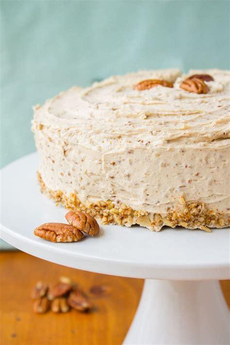 cinnamon cardamom cake  maple pecan frosting recipe