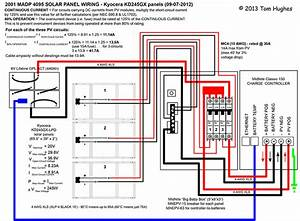 Rv Net Open Roads Forum  Tech Issues  Solar Wiring Diagram  Suggestions