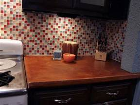 how to put up kitchen backsplash home - How To Put Up Kitchen Backsplash