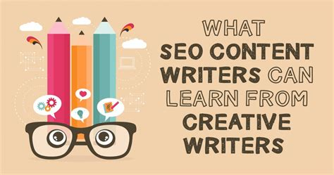 what is seo writing what seo content writers can learn from creative writers