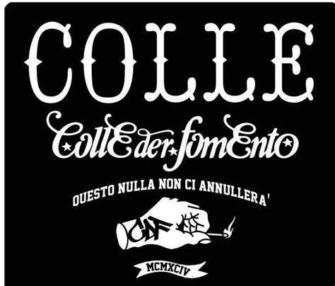 Colle Der Fomento Testi by Colle Der Fomento Shop Hip Hop Rec