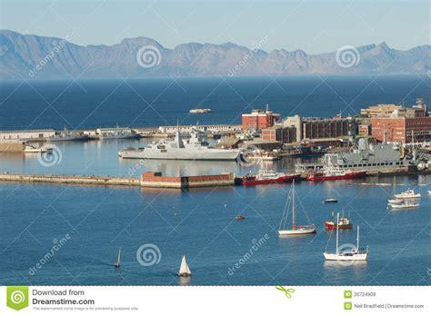 port afrique du sud de simonstown images libres de droits image 20724909