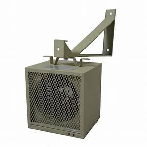 Tpi 240  208v 5800 Series Fan Forced Garage  U0026 Shop Heater