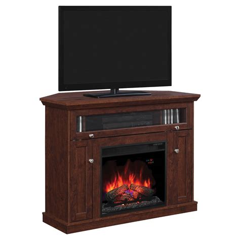 Windsor Tv Stand With Electric Fireplace 46