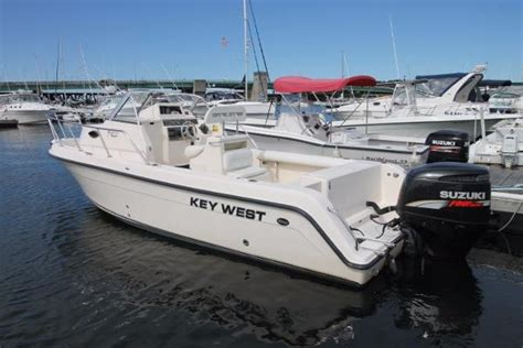 Key West Boats Louisiana by Used Key West Boats For Sale Boats