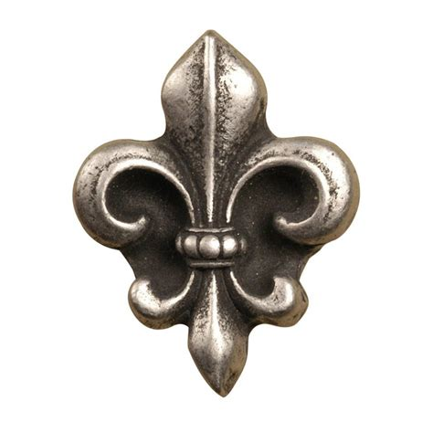 french country cabinet knobs shop anne at home french country matte pewter novelty